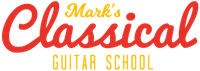Mark's Classical Guitar School Logo