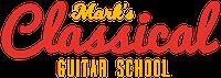 Mark's Classical Guitar School Logo